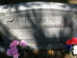 Lennie May <i>Williams</i> Davison