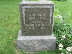 Valara A. Valerie <i>Bennett</i> Ball