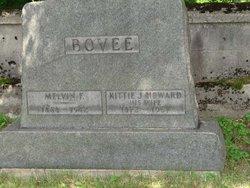 Katherine Josephine Kittie /Kit <i>Howard</i> Bovee