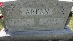 Dolores M <i>Brand</i> Abeln