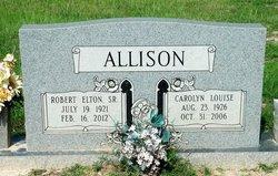 Carolyn Louise <i>Deats</i> Allison