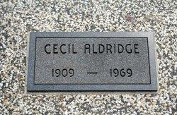 Cecil Aldridge