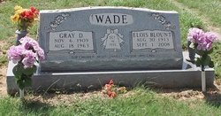 Elois Wade <i>Blount</i> Dunnerman