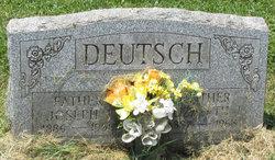 Elizabeth T. <i>Berkowitch</i> Deutsch