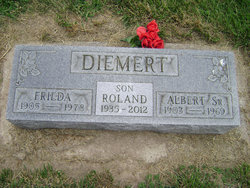 Frieda <i>Sickmeier</i> Diemert
