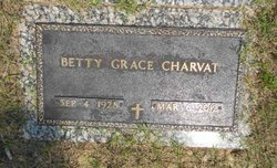 Betty Grace Charvat