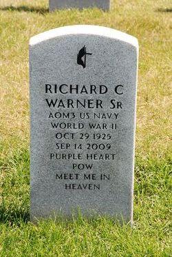 Richard C. Slim Warner, Sr