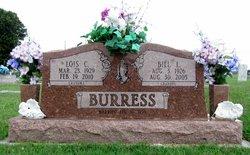 Lois Carolyn <i>Hatcher</i> Burress