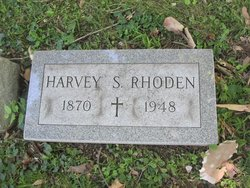 Harvey S Rhoden