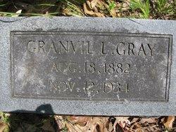 Granvill Elworth Gray