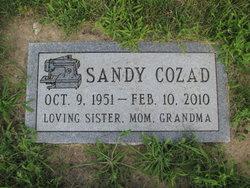 Mrs Sandra p Sandy /Mom <i>Hettinger</i> Cozad
