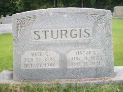 Kate <i>Cunningham</i> Sturgis