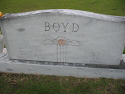 Bobbie Doris <i>Case</i> Boyd