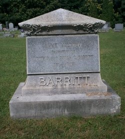 Annie <i>Barritt</i> Malcolm