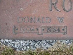 Donald William Roquet
