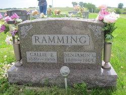 Benjamin Grant Bennie Ramming