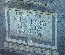 Helen <i>Friday</i> Davis