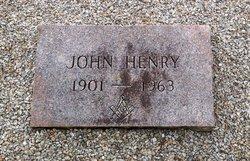 John Henry Hosch