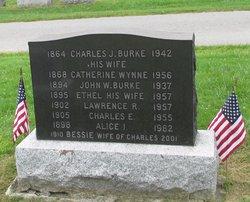 Bessie Belle <i>Johndro</i> Burke