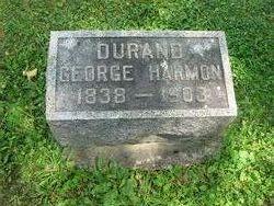 George Harman Durand