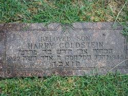Lieut Harry Goldstein