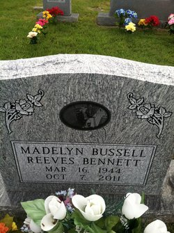 Madelyn Reeves <i>Bussell</i> Bennett