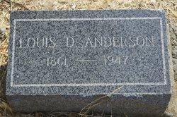 Louis D Anderson