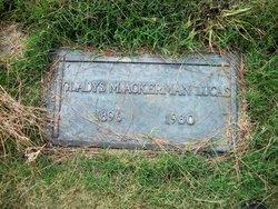 Gladys M <i>Ackerman</i> Lucas