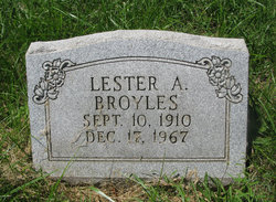 Lester Ardell Broyles