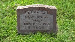 Minnie <i>Boston</i> Monnen