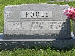 Edna Mae <i>Cashour</i> Poole