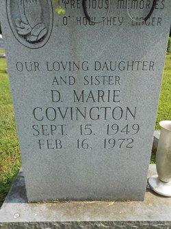 Delia Marie Covington