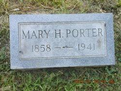 Mary Hannah <i>Potter</i> Porter