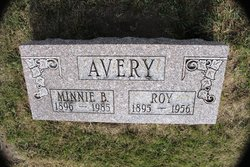 Minnie B. <i>Kemp</i> Avery
