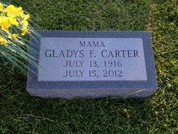 Gladys <i>Flowers</i> Carter