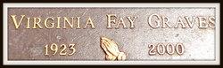 Virginia Faye <i>Skidmore</i> Graves