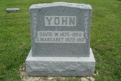 Sarah Margaret <i>Bucher</i> Yohn