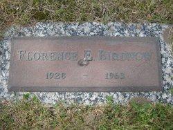 Florence Ella <i>Roquet</i> Birdnow