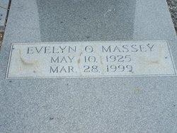 Addie Evelyn <i>Overby</i> Massey
