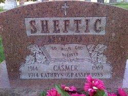 Casmer J. Sheftic
