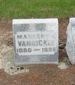 Margery F <i>Harris</i> VanSickle