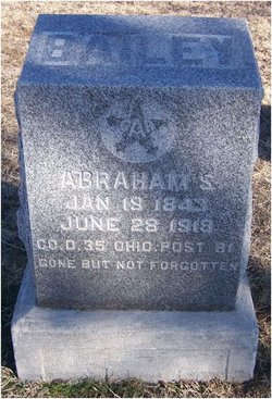 Abraham Squire Bailey