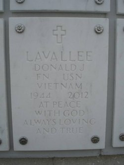 Donald Joseph D J Lavallee