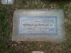 Arthur Wesley Martin, Sr