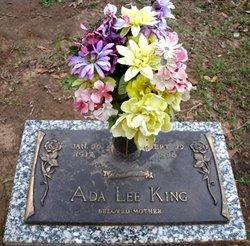 Ada Lee King