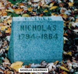 Nicholas Shearman