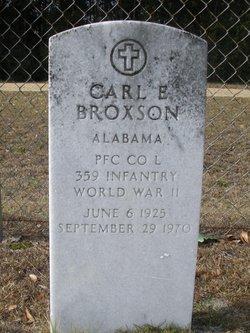Carl E. Broxson