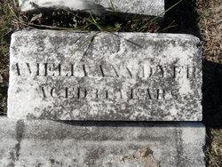 Amelia Ann Dyer