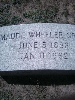 Maude Ella <i>Wheeler</i> Grey