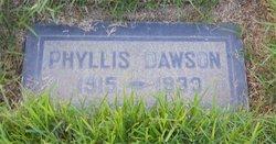 Phyllis Mary Dawson